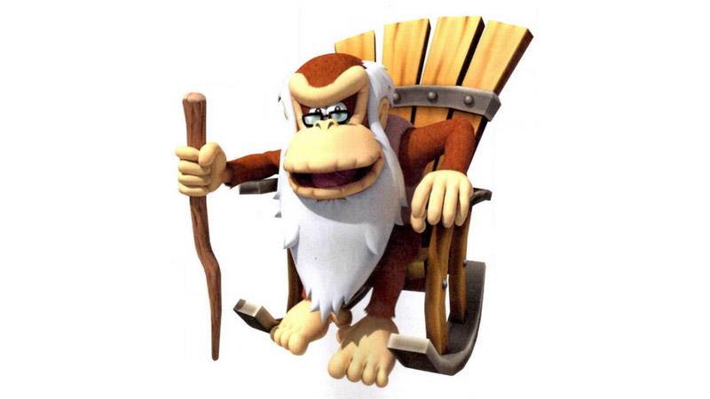Wii_DonkeyKongReturns_CrankyKong